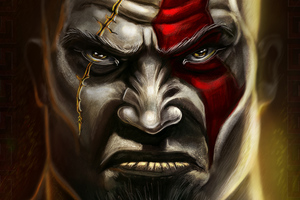 Kratos Artworks Wallpaper