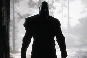 Kratos God Of War 4 4k