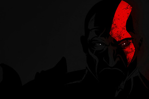 Kratos God Of War 4 Artist Wallpaper
