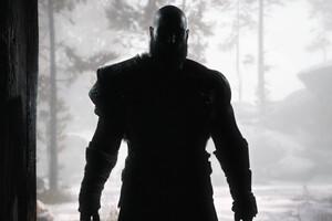 Kratos God Of War 4k