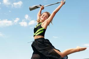 Kristen Bell Women Health Magazine 2019 4k Wallpaper