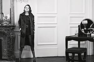 Kristen Stewart 5k Monochrome