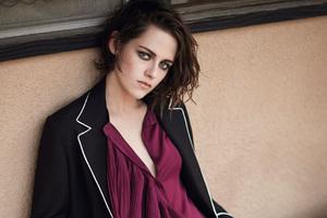 Kristen Stewart Elle UK