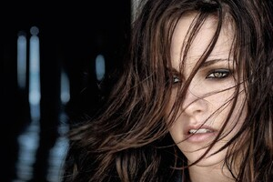 Kristen Stewart Hairs Wallpaper