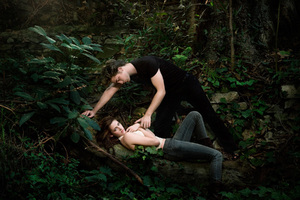 Kristen Stewart James White Wallpaper