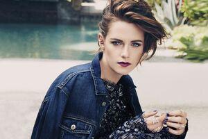Kristen Stewart Marie Claire Photoshoot