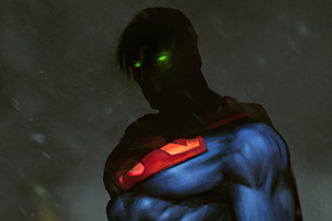 Kryptonite Superman 4k Wallpaper