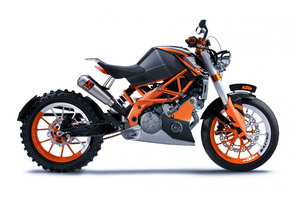 KTM DUKE 125CC Wallpaper