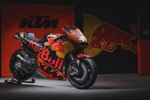 KTM RC16 MotoGP Bike Wallpaper
