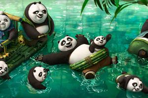 Kung Fu Panda 3 2016 Wallpaper