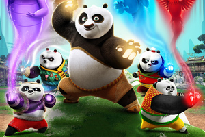 Kung Fu Panda The Paws Of Destiny 2018