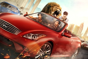 Kung Fu Yoga 2017 Movie