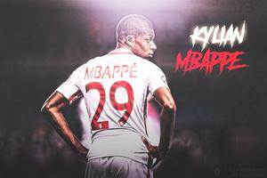 Kylian Mbappe Wallpaper