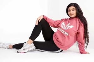 Kylie Jenner Adidas 2019 Wallpaper