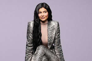 Kylie Jenner Forbes 2019 Wallpaper