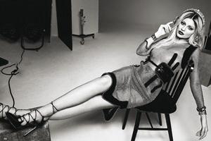 Kylie Jenner Monochrome