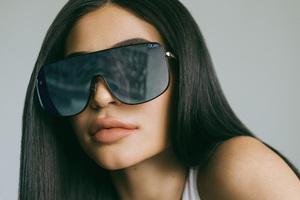 Kylie Jenner Quay Photoshoot 4k