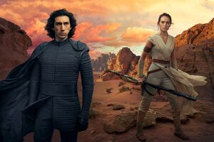 Kylo And Rey 5k