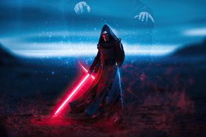 Kylo Ren Force Wallpaper