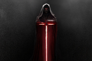 Kylo Ren Lightsaber Star Wars Wallpaper