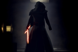 Kylo Ren Star Wars Battlefront 2 Wallpaper