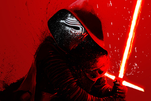 Kylo Ren Star Wars Hd Wallpaper