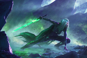 Kyra The Undying Wallpaper