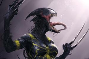 Lady Venom
