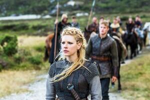 Lagertha Lothbrok Vikings