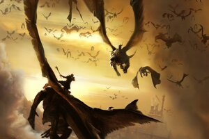 Lair Dragons