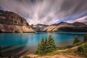 Lake Mountains Nature