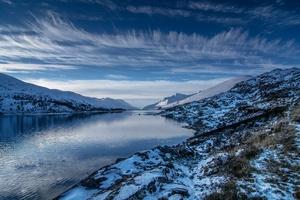 Lake Nature Winter