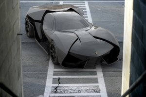 Lamborghini Ankonian Concept Wallpaper