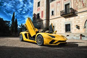 Lamborghini Aventador 5k 4k