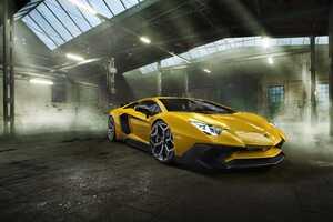 Novitec Lamborghini Aventador 5k