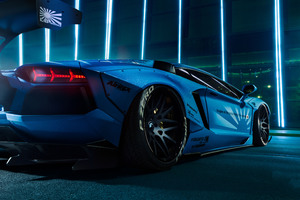 Lamborghini Aventador LB Performance Bodykit