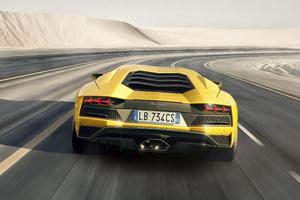 Lamborghini Aventador LP 740 Wallpaper
