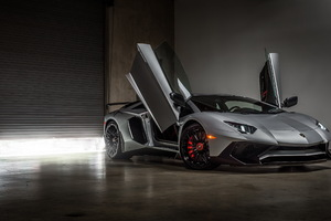 Lamborghini Aventador Lp 750 4 Superveloce Wallpaper