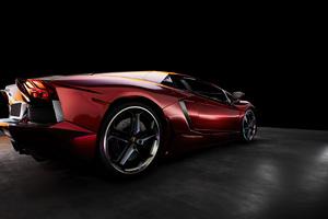 Lamborghini Aventador LP700 4 4k