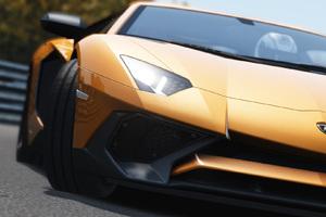 Lamborghini Aventador LP750 4 SV Front