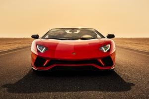 Lamborghini Aventador S Roadster 2019