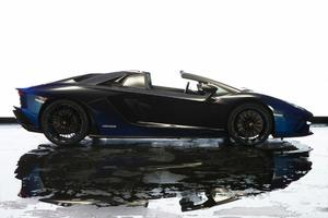 Lamborghini Aventador S Roadster 50th Anniversary Japan 2017