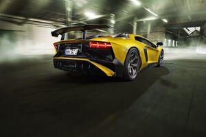 Lamborghini Aventador SV Powerkit Rear