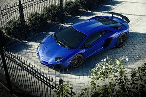 Lamborghini Aventador SVJ New