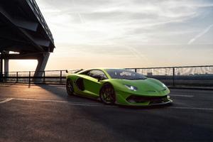 Lamborghini Aventardor SVJ 4k 2019