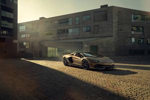 Lamborghini Aventardor SVJ 4k 2020