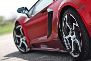Lamborghini Car Wheels