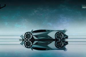 Lamborghini Centaurus Concept