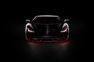Lamborghini Centenario 2020 4k