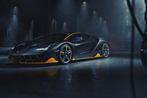 Lamborghini Centenario 4k 2020